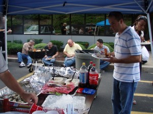 CookOut 2008