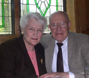 Fred and Gloria -- Fred's 80th Birthday 2005